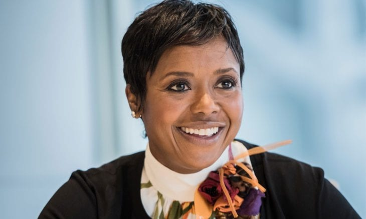 JPMorgan Chase names Mellody Hobson to Board of Directors