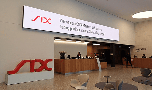 XTX Markets six swiss exchange