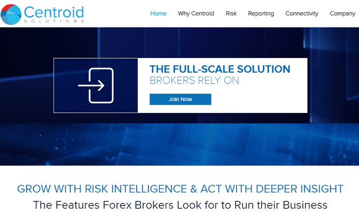 centroid solutions website