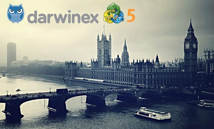 UK Forex broker Darwinex launches MetaTrader 5