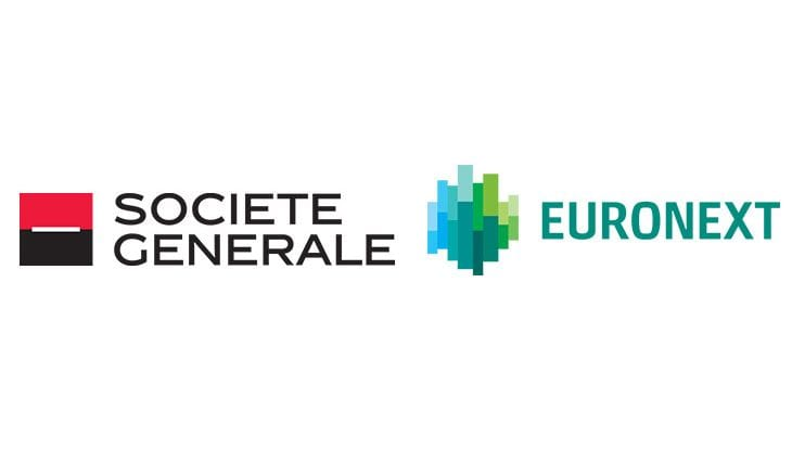 Societe Generale partners with Euronext