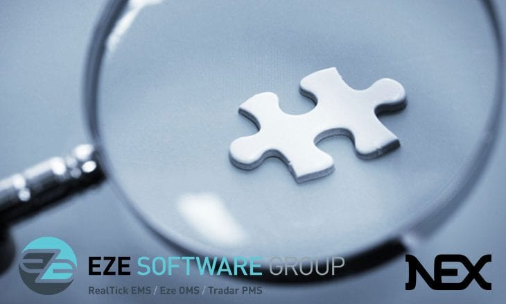 Eze Software joins NEX Regulatory Reporting to enhance MiFID II support with APAs