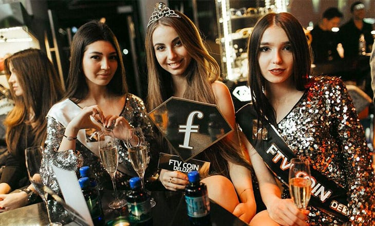 FashionTV launches a new blockchain app and FTV Coin Deluxe