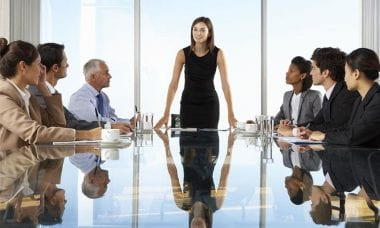 female boss women bosses