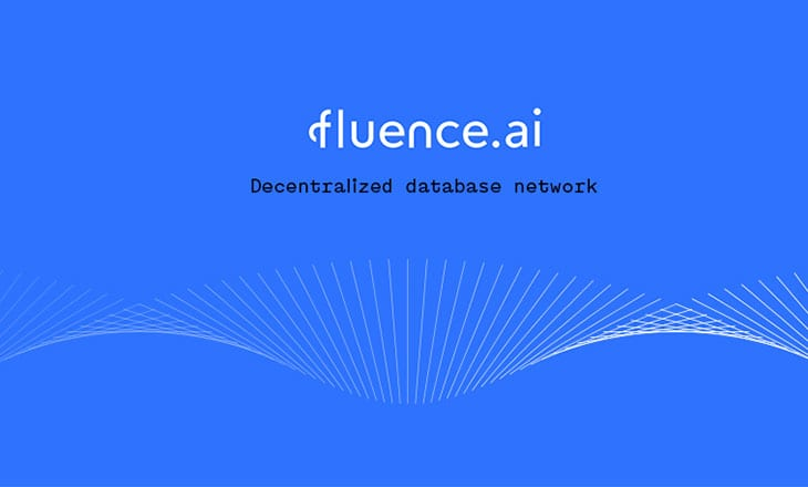 Blockchain-based database provider Fluence launches data storage platform