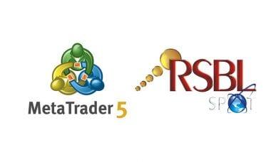 Indian online gold dealer RSBL upgrades to MetaTrader 5
