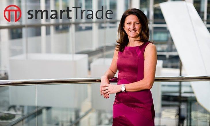 smartTrade Technologies promotes Annalisa Sarasini