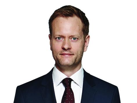 Christian Hammer Saxo Bank