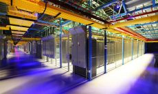 ,Leverate Equinix Data Center