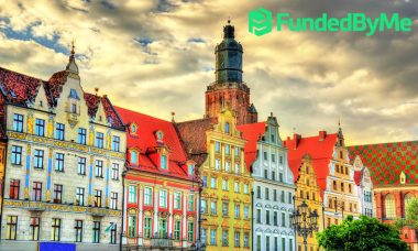 Crowdfunding platform FundedByMe sets up their newest branch in Poland