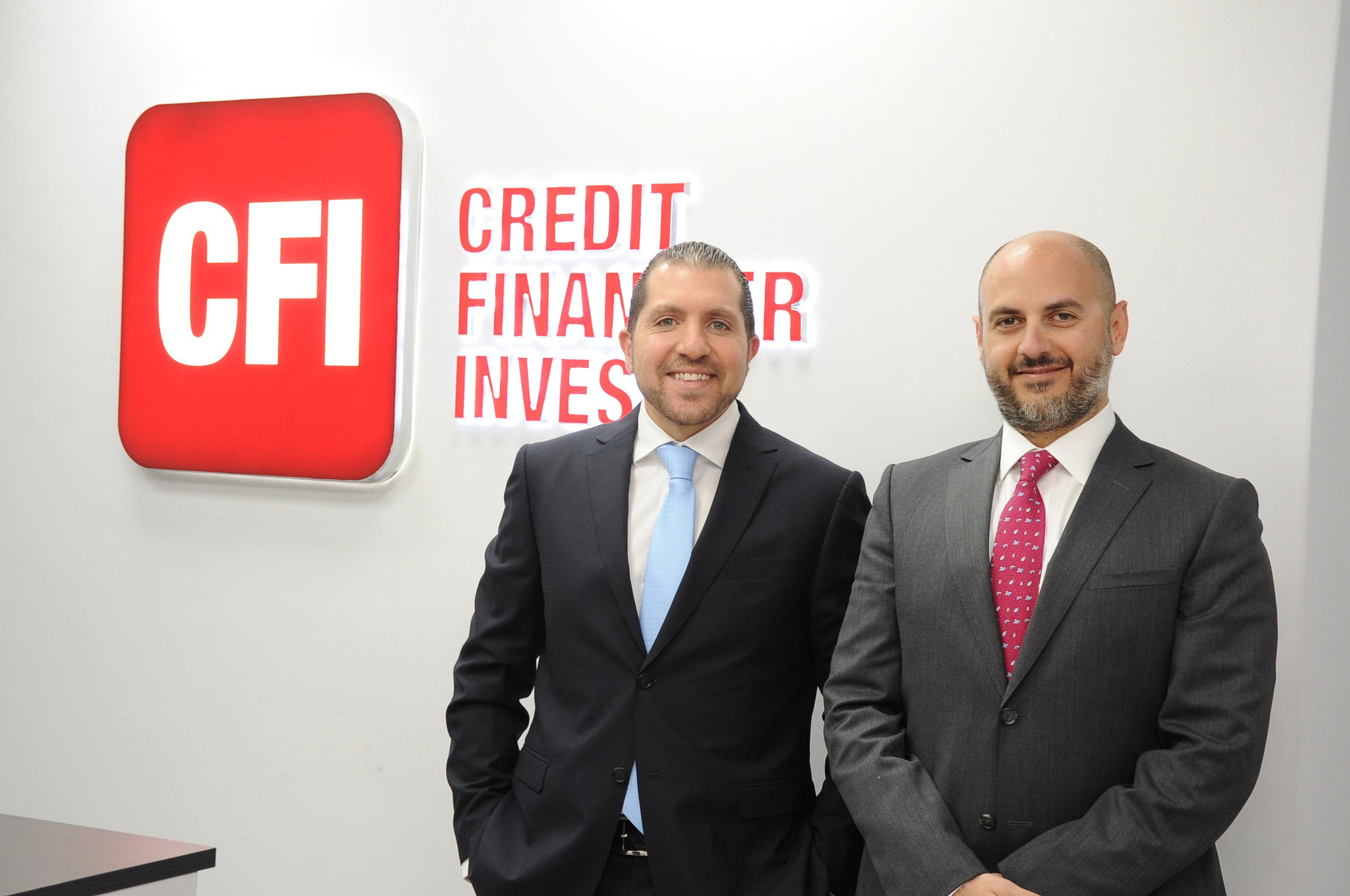 Hisham Mansour and Eduardo Fakhoury CFI