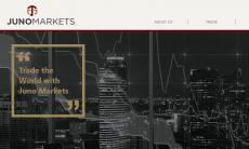 Juno Markets website