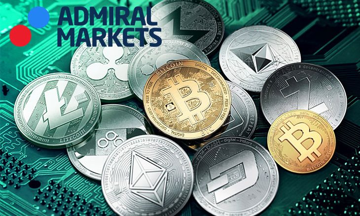 cryptocurrency CFDs Admiral Markets