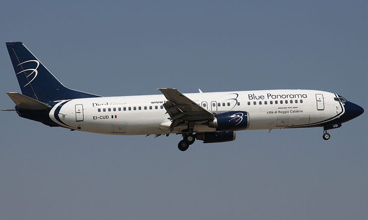 Blue Panorama Airlines chooses SafeCharge as a payment partner