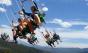 crypto wild swing