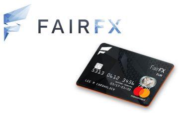 FairFX Group mastercard