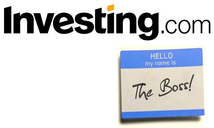 investing.com ceo