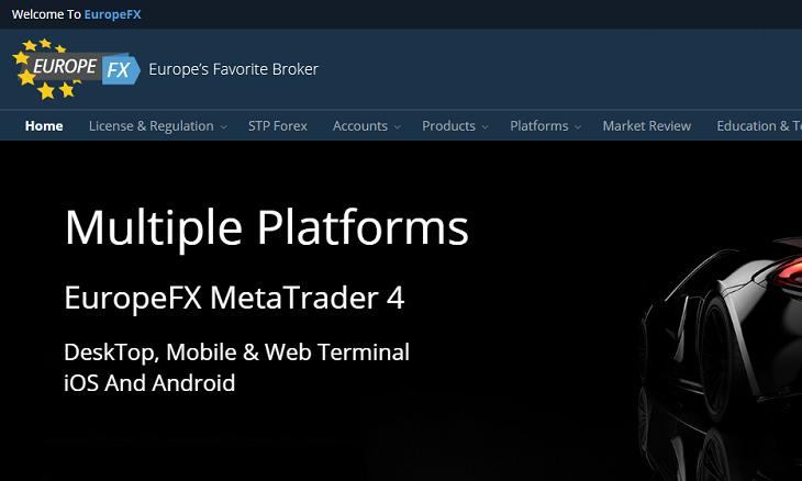 Europefx website