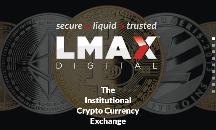 LMAX Digital physical crypto exchange
