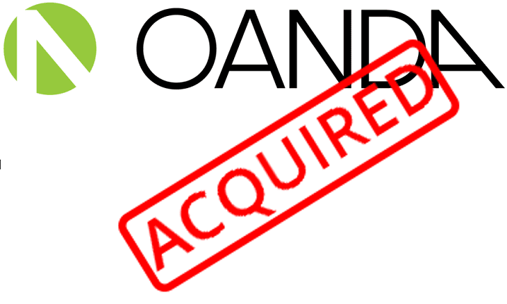 Oanda acquired CVC