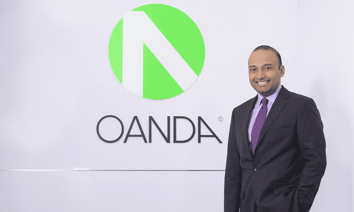 Breaking news: OANDA CEO Vatsa Narasimha steps down