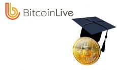 Cryptocurrency trading educational platform Bitcoin.live launches