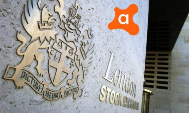 London Stock Exchange welcomes cybersecurity provider Avast