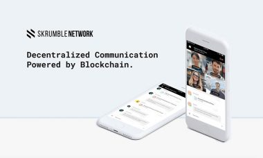 Skrumble Network secures $15 million to solve the data ownership crisis with blockchain technology