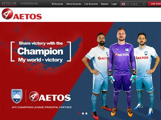aetos website 320x240