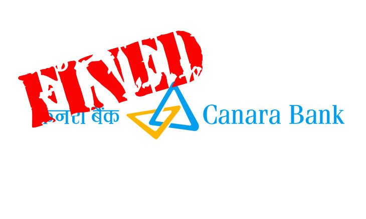 FCA fines Canara Bank £896,100 and imposes a restriction