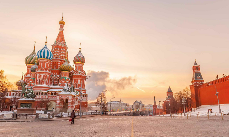 moscow russia forex