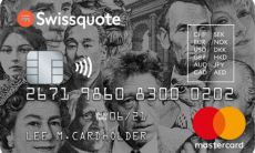 swissquote multi currency mastercard