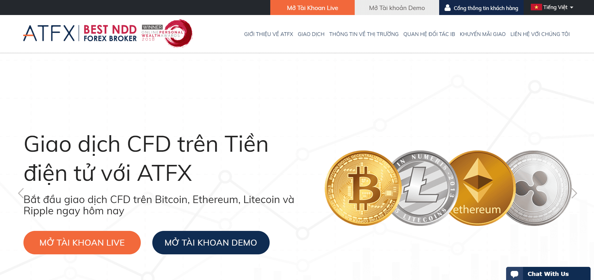 atfx vietnamese