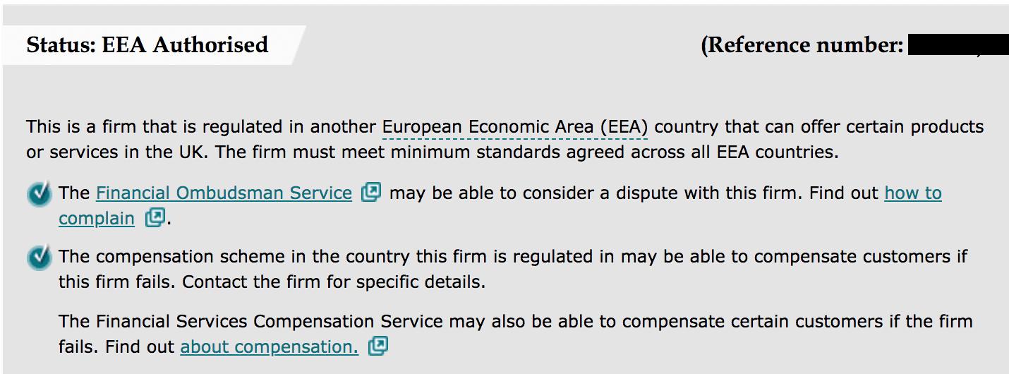 FCA register 2
