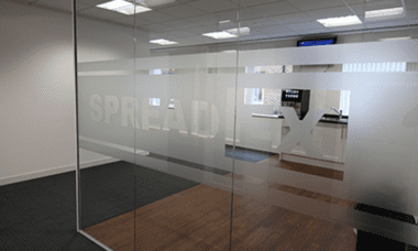 Spreadex office