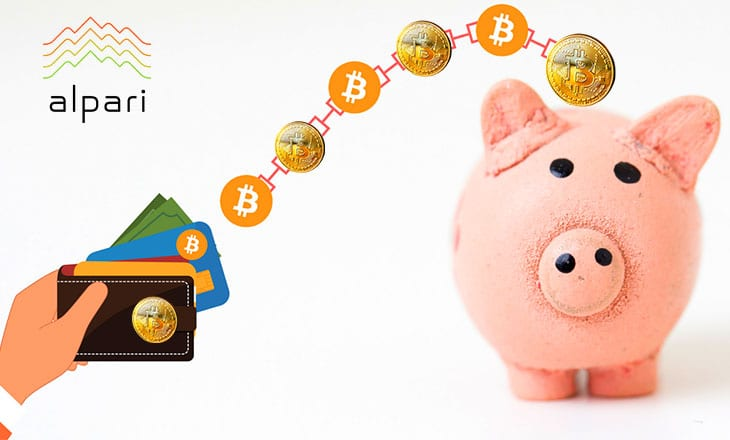 Alpari account deposits can now be made in bitcoin