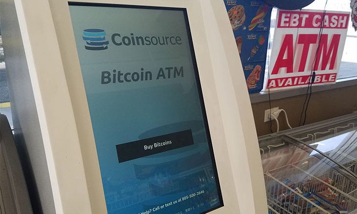 Bitcoin ATM network Coinsource announces daily limit increase