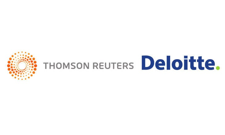 Deloitte becomes first Diamond-Tier firm in Thomson Reuters ONESOURCE program