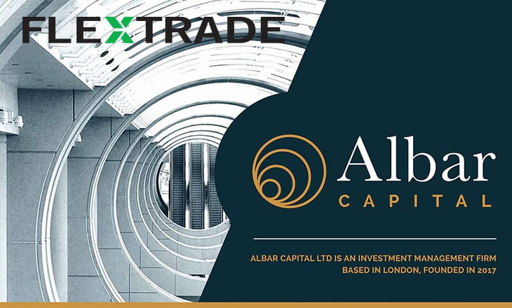 New hedge fund Albar Capital chooses FlexTrade's FlexNOW for equities and futures