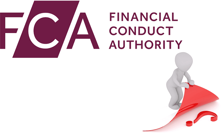 searching the FCA register