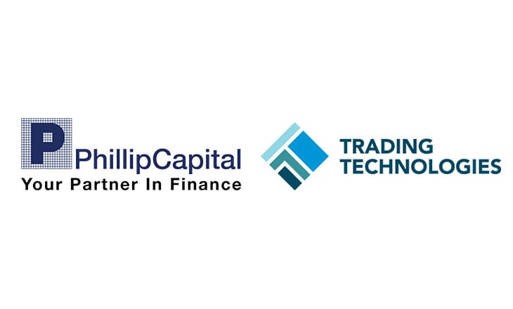 Phillip Capital contracts with Trading Technologies to distribute the TT