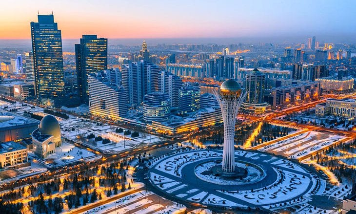Clearstream establishes a link to Kazakhstan