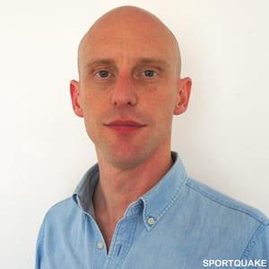 Matt House, Founder and CEO of SportQuake