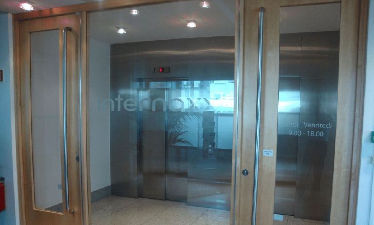 Internaxx office