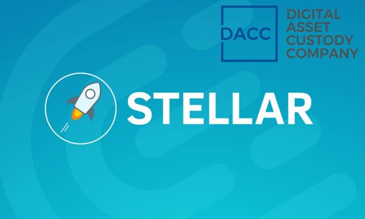 Digital Asset Custody Company announces secure custody solution for Stellar Lumens