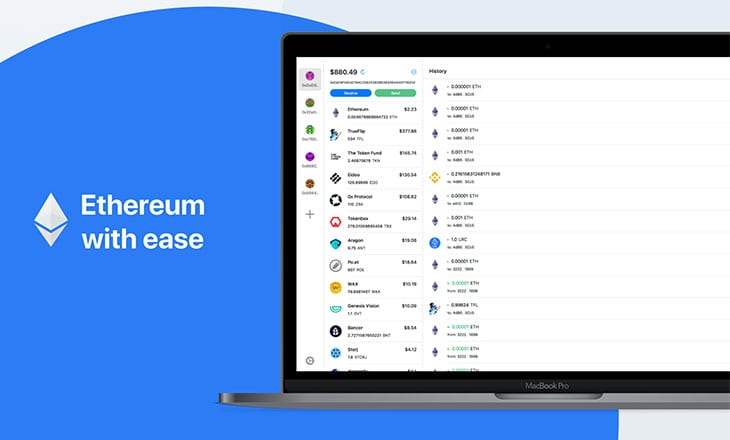 Zerion launches Tokenary to ease Ethereum wallets