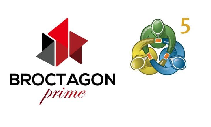 Broctagon Prime switches to MetaTrader 5