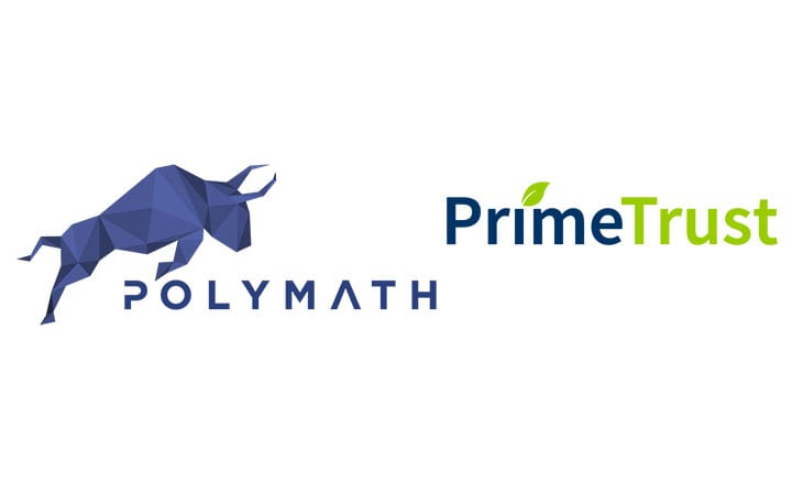 Polymath and Prime Trust team up to provide custody for ST-20 security tokens