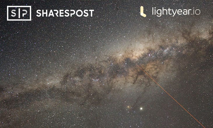 SharesPost teams up with Lightyear.io to implement Stellar Decentralized Exchange