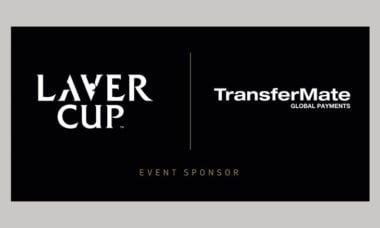 TransferMate joins the tennis tournament Laver Cup as an official foreign exchange specialist